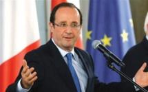 François Hollande : Un sapin… écolo pour noël