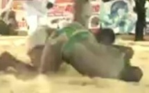 Vidéo-Lutte: Gabar Shing s'impose sur Kaïré2