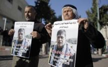 Ramallah sous tension après la mort d'un responsable palestinien