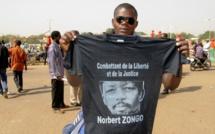 Burkina Faso: commémoration de la mort de Norbert Zongo