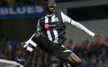 Man City : Papiss Cissé pour remplacer Aguero, out pour 8 semaines