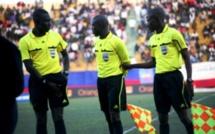 CAN 2015 : 44 sifflets retenus par la CAF dont 4 sénégalais