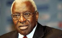 IAAF : Lamine DIACK sur la démission de son fils Massata