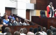 L'ex-première dame ivoirienne Simone Gbagbo dans le box des accusés