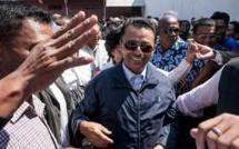 Madagascar: «Ravalomanana se trouve dans son environnement familial»
