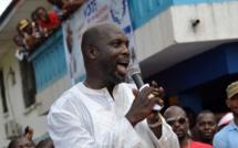 Liberia: l'ex-star du football George Weah largement élu sénateur