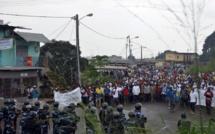 Gabon: la famille d'un manifestant tué dans un meeting demande justice