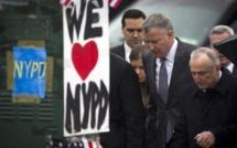 New York: appel au respect pour les obsèques du 2e policier assassiné