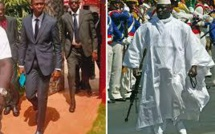 Coup d'Etat raté en Gambie : Sidya Bao dans de Sales draps