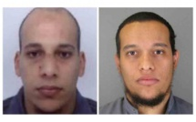 Attentat à Charlie Hebdo: le profil des deux frères recherchés