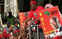 Malema menace de siéger tout nu