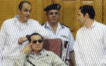 Egypte: les fils de Moubarak sont libres