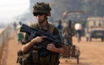 Centrafrique: Sangaris détruit des véhicules d'ex-rebelles Seleka