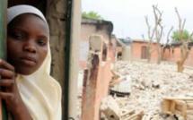 Manifestation anti Boko Haram à Douala