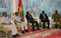 Burkina Faso: la garde présidentielle rassure