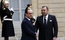 Mohammed VI et Hollande scellent la réconciliation franco-marocaine