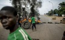 Vive tension à Bangui