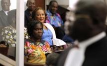 Procès des pro-Gbagbo en Côte d'Ivoire: Simone Gbagbo à la barre