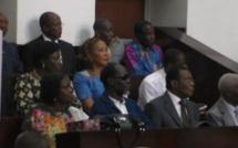 """Présidentielle ivoirienne de 2010: Gbagbo """"est le vainqueur"""" de l'élection, selon son épouse, à la barre lundi"""
