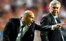 Zidane à la place d'Ancelotti au Real, ça chauffe