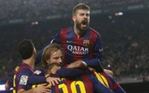 Piqué encense Messi, Suarez et Neymar