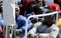 Crispation en Italie autour de l'afflux de migrants