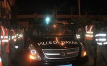 La dépouille mortelle de feue Penda Sarr à Dakar, ce mardi