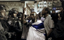 Israël: les falashas en colère