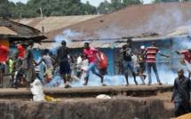 Journée de manifestation en Guinée: vers une médiation internationale