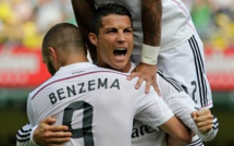 Ronaldo, orphelin de Benzema