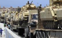 Egypte: six membres d'un groupe jihadiste pendus