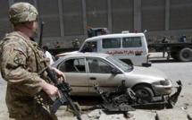 Afghanistan: nouvel attentat contre la présence étrangère à Kaboul