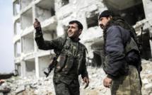 Syrie: les Kurdes progressent à la frontière turque