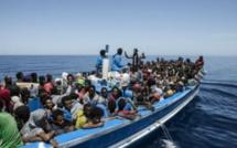 Migrants : opération navale de l'UE