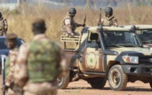 Bilan de l'attaque terroriste à Nara : 2 gardes tués, un véhicule de la gendarmerie emporté côté armée…..7 islamistes tués et plusieurs autres blessés