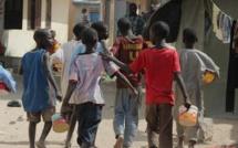 Mendicité des enfants : les autorités Gambiens rapatrient 48 talibés à Kaolack