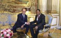 François Hollande en Afrique: première étape au Bénin