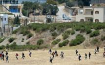 Maroc: des centaines de migrants réfugiés dans une église de Tanger