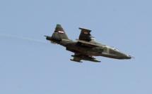 VIDEO. Irak: Un avion largue accidentellement une bombe, sept morts