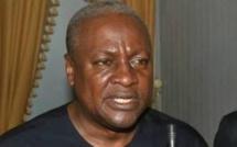Ghana : L'hélico du président échappe à un crash