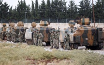 La Turquie met un pied dans la guerre contre le groupe Etat islamique