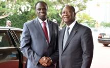 Pour le Burkina, que Compaoré soit à Abidjan n'est «pas un problème»
