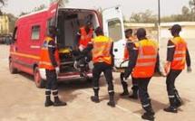 """Thiès accident 2morts : Un conducteur """"moto Jakarta"""" et son client s'encastrent sous un camion"""