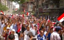 Égypte : la police disperse des manifestants deux ans après la répression des pro-Morsi