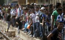Migrants: à Vienne, les pays des Balkans veulent trouver des solutions