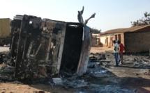 Soudan du Sud: au moins 85 morts dans l'explosion d'un camion citerne