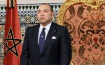 François Hollande est au Maroc