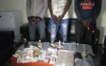 Trafiquants de drogue: deux individus interpellés à Tivaouane