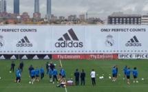 Real Madrid: Benzema, Bale, Carvajal forfaits, James incertain