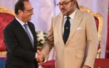 Attentats de Paris : François Hollande a remercié Mohammed VI pour l'« assistance efficace » du Maroc